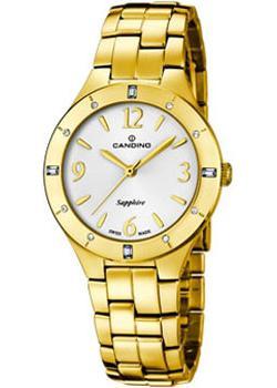 Швейцарские наручные  женские часы Candino C4572.1. Коллекция Elegance