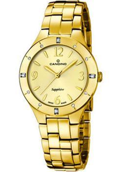 Швейцарские наручные  женские часы Candino C4572.2. Коллекция Elegance