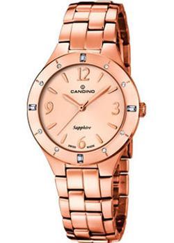 Швейцарские наручные  женские часы Candino C4573.1. Коллекция Elegance