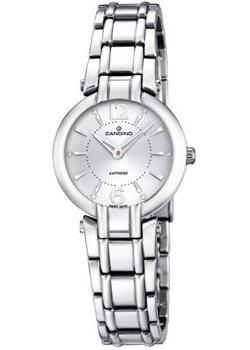 Швейцарские наручные  женские часы Candino C4574.1. Коллекция Classic