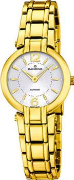 Швейцарские наручные  женские часы Candino C4575.1. Коллекция Classic от Bestwatch.ru