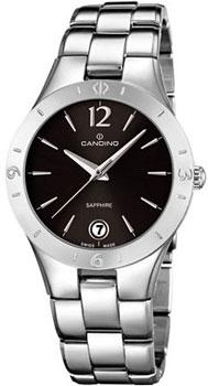 Швейцарские наручные  женские часы Candino C4576.2. Коллекция Elegance