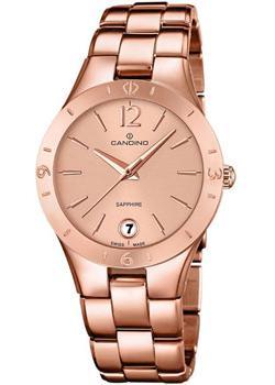 Швейцарские наручные  женские часы Candino C4578.1. Коллекция Elegance