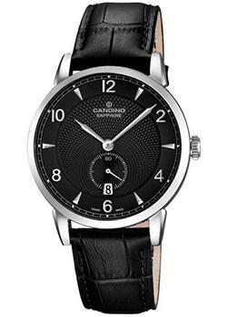 Швейцарские наручные  мужские часы Candino C4591.4. Коллекци Classic