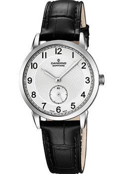 Швейцарские наручные  женские часы Candino C4593.1. Коллекция Classic