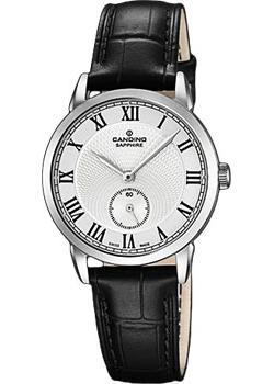 Швейцарские наручные  женские часы Candino C4593.2. Коллекция Classic