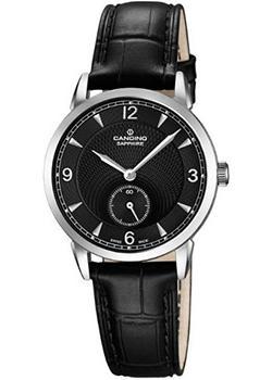 Швейцарские наручные  женские часы Candino C4593.4. Коллекция Classic