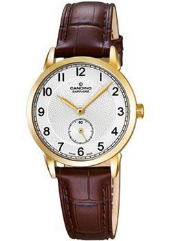 Швейцарские наручные  женские часы Candino C4594.1. Коллекция Classic