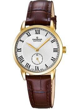 Швейцарские наручные  женские часы Candino C4594.2. Коллекция Classic