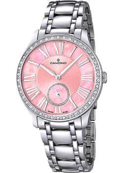 Швейцарские наручные  женские часы Candino C4595.2. Коллекция Elegance
