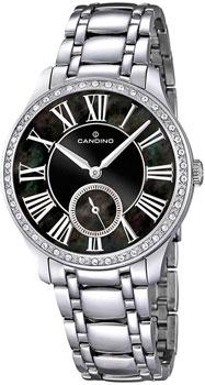 Швейцарские наручные  женские часы Candino C4595.3. Коллекция Elegance