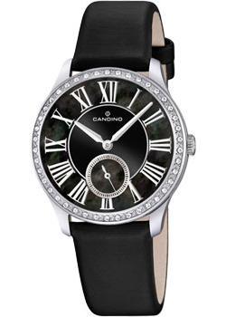 Швейцарские наручные  женские часы Candino C4596.3. Коллекция Elegance