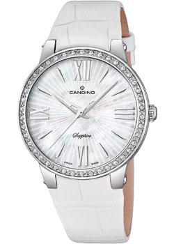 Швейцарские наручные  женские часы Candino C4597.1. Коллекция Elegance