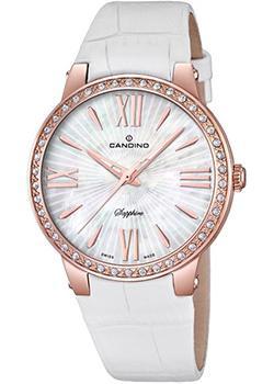 Швейцарские наручные  женские часы Candino C4598.1. Коллекция Elegance