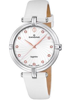 Швейцарские наручные  женские часы Candino C4599.1. Коллекция Elegance