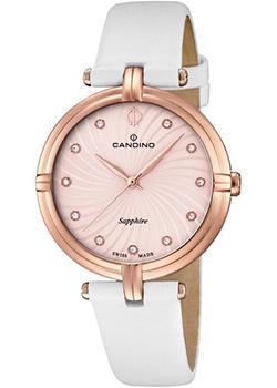 Швейцарские наручные  женские часы Candino C4600.1. Коллекция Elegance