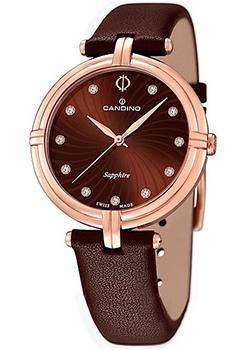 Швейцарские наручные  женские часы Candino C4600.2. Коллекция Elegance