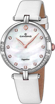 Швейцарские наручные  женские часы Candino C4601.2. Коллекция D-Light