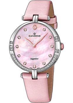 Швейцарские наручные  женские часы Candino C4601.3. Коллекция D-Light