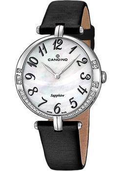 Швейцарские наручные  женские часы Candino C4601.4. Коллекция D-Light