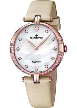Швейцарские наручные  женские часы Candino C4602.1. Коллекция Elegance
