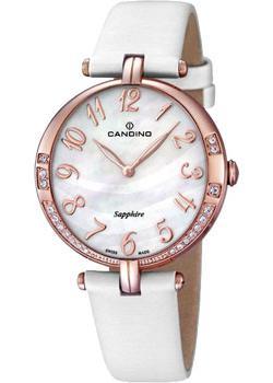 Швейцарские наручные  женские часы Candino C4602.2. Коллекция Elegance