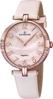 Швейцарские наручные  женские часы Candino C4602.3. Коллекция Elegance