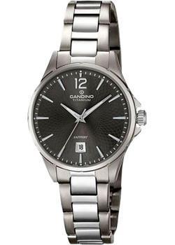 Швейцарские наручные  женские часы Candino C4608.3. Коллекция Titanium
