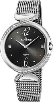 Швейцарские наручные  женские часы Candino C4611.2. Коллекция Elegance