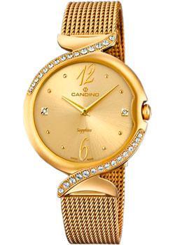 Швейцарские наручные  женские часы Candino C4612.2. Коллекция Elegance