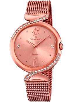 Швейцарские наручные  женские часы Candino C4613.2. Коллекция Elegance