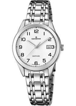 Швейцарские наручные  женские часы Candino C4615.1. Коллекция Classic