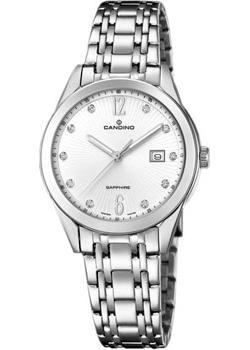Швейцарские наручные  женские часы Candino C4615.2. Коллекция Classic