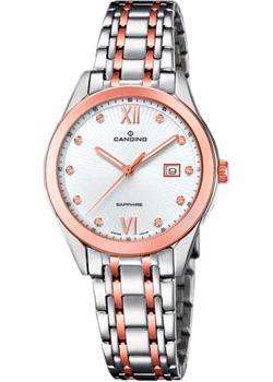 Швейцарские наручные  женские часы Candino C4617.2. Коллекция Classic