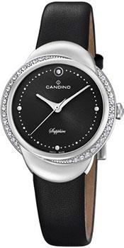 Швейцарские наручные  женские часы Candino C4623.2. Коллекция Elegance