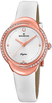 Швейцарские наручные  женские часы Candino C4625.1. Коллекция Elegance