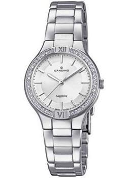 Швейцарские наручные  женские часы Candino C4626.1. Коллекция Elegance