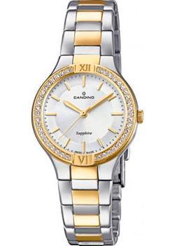 Швейцарские наручные  женские часы Candino C4627.1. Коллекция Elegance