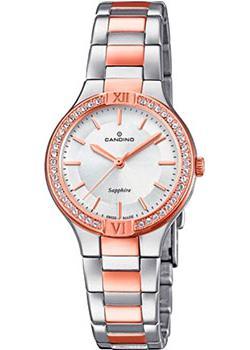 Швейцарские наручные  женские часы Candino C4628.1. Коллекция Elegance