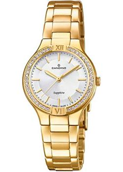 Швейцарские наручные  женские часы Candino C4629.1. Коллекция Elegance