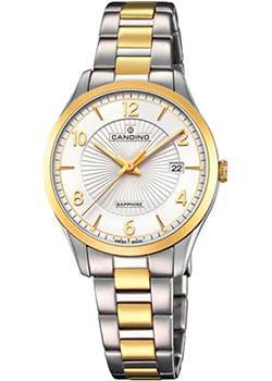 Швейцарские наручные  женские часы Candino C4632.1. Коллекция Classic
