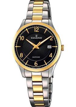 Швейцарские наручные  женские часы Candino C4632.2. Коллекция Classic