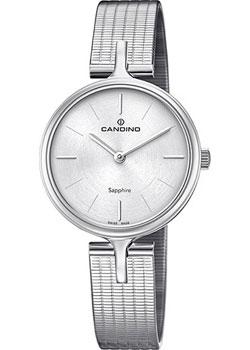 Швейцарские наручные  женские часы Candino C4641.1. Коллекция Classic