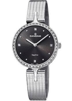 Швейцарские наручные  женские часы Candino C4646.2. Коллекция Elegance