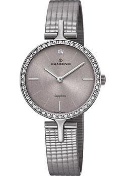 Швейцарские наручные  женские часы Candino C4647.1. Коллекция Elegance