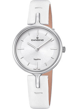 Швейцарские наручные  женские часы Candino C4648.1. Коллекция Elegance