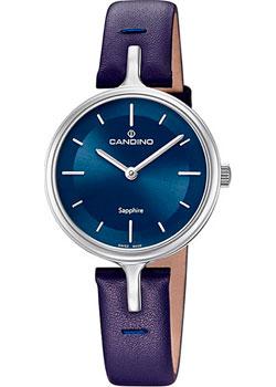Швейцарские наручные  женские часы Candino C4648.2. Коллекция Elegance