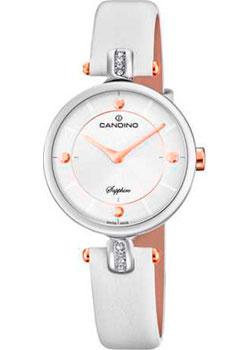 Швейцарские наручные  женские часы Candino C4658.1. Коллекция Elegance