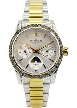 Швейцарские наручные  женские часы Candino C4687.1. Коллекция Elegance