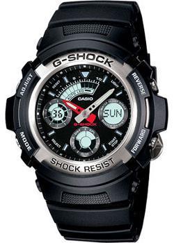Casio Часы Casio AW-590-1A. Коллекция G-Shock